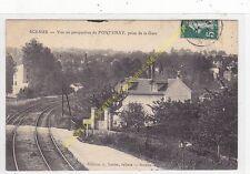 CPA 92330 SCEAUX Vue panoramique de Fontenay prise de la Gare Edit SAVIER ca1908