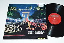 PAUL MAURIAT Prestige de Paris LP 1967 Philips Records Canada 842.142 VG/VG+