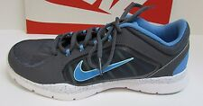 Nike Size 8.5 Blue Gray Sneakers New Womens Shoes