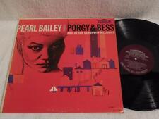 PEARL BAILEY Porgy & Bess 1960 FORUM ORIG FEMALE JAZZ LP NICE