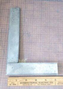 "Mitutoyo Engineers 5""x 8"" Steel Square -- 916"