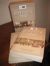 POTENZA CAPOLUOGO 1806 - 2006 DUE VOLUMI CON COFANETTO BASILICATA LUCANIA