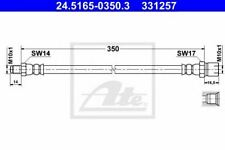 Flexible de frein PORSCHE 356 Cabriolet/Speedster 356 Coupé, VW 1500,1600 (31) 1