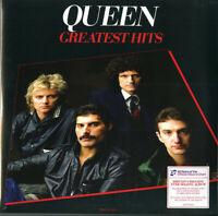 Queen Greatest Hits 1 (I) remastered 180gm vinyl 2 LP +download, gatefold NEW/SE