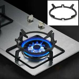 Wok Pot Stand Cooker Gas Burner Rack Accessories Support Sturdy Home Cast Iron