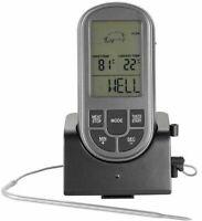 Funk Grillthermometer 8 Garprogramme 5 Garstufen Grill Thermometer % ABVERKAUF %