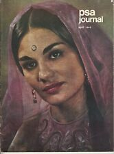 PSA Journal -  April 1969 - Vintage Issue