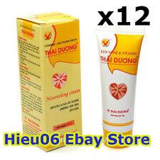 12 Tubes x 20g Thai Duong TURMERIC CREAM, Anti-Scar, Anti-Aging Nourishing Cream