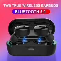 Bluetooth 5.0 Headset Wireless Earphones Earbuds Stereo In-Ear Headphones Fast