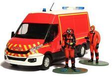 Véhicule IVECO Daily Des Sapeurs Pompiers Plongeurs d'Eure et Loir 1/43 ELIGOR