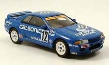 NISSAN SKYLINE GTR R32 1990 JAPAN 1/43 CALSONIC RACE DELPRADO