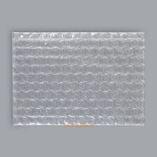 "40 Clear Plastic Bubble Bags 3"" x 5""_80 x 125mm Poly Packing Envelopes Pouches"