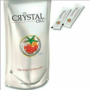 Crystal Cell StemCell Anti Aging Anti-Inflammatory PhytoScience Express Shipping