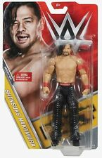 Wwe Shinsuke Nakamura Basic Series 72 Nxt Mattel Wrestling Action Figure New Wwf
