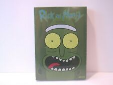 Rick And Morty TV Series Complete Season 3 Animated Science Fiction Sanchez NEW
