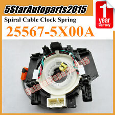 25567-5X00A Spiral Cable Clock Spring for Nissan Rogue Pathfinder R51 Navara D40