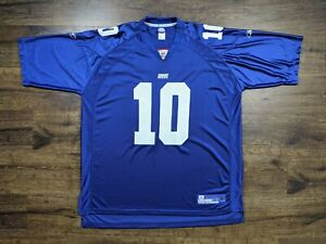 Reebok New York Giants Eli Manning Jersey Size XX-Large