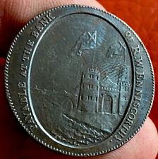 Ireland 1800 1/2 Penny Token Nice Grade!!!