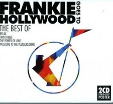 FRANKIE GOES TO HOLLYWOOD - BEST OF 2 CD NEUF