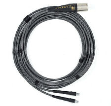 CARDAS CLEAR Balanced Cable for SENNHEISER HD800 S HD820 Headphones XLR, 2M cord