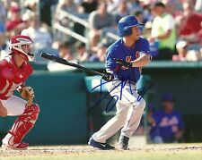 DANNY MUNO NEW YORK METS SIGNED AUTOGRAPHED 8x10 PHOTO W/COA