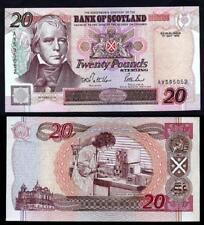 SCOTLAND 20 Pounds 1995 Commemorative  XF+  P 121 a