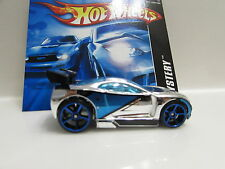 HOT WHEELS 2007 MYSTERY POWER RAGE CHROME  LOOSE C7