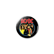 AC/DC (b) 1.25in Pins Buttons Badge *BUY 2, GET 1 FREE*