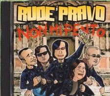 Rude Pravo(CD Album)Non Mi Pento-New