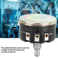 WX112(050) 22K 5W Single Turn Screw Thread Rotation Wire Wound Potentiometer