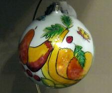 Christopher Radko Ripe Harvest Glass Ball Christmas Ornament, 2005
