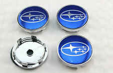 4X NEW Subaru Forester Impreza Legacy Outback Tribeca wheel center Hub caps 60mm