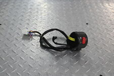 1999 TRIUMPH TROPHY 900 RIGHT CLIP ON HANDLE KILL OFF START SWITCH SWITCHES
