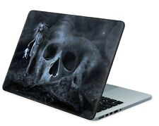 Universal Laptop Skin Notebook Netbook MacBook Aufkleber Sticker Skull Tree