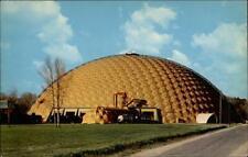 Baton Rouge Dome,LA East Baton Rouge County Louisiana Chrome Postcard Vintage