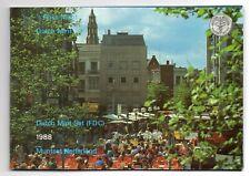 FDC set Nederland 1988 Groningen