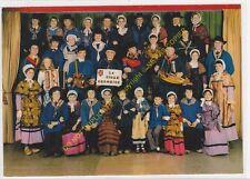 CP 58390 DORNES La Gigue Dornoise Groupe folklorique Edit JONARD