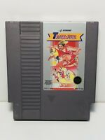 TRACK AND FIELD -- NES Nintendo Original Authentic Game CLEAN TESTED GUARANTEED