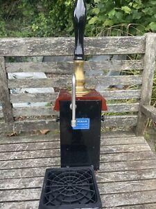 beer pump, Home Bar, Man Cave, Brass Handpump Angram