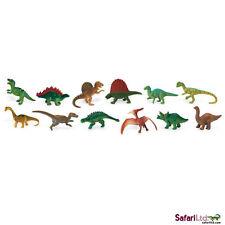 Dino toob/Safari Ltd/toob/T-Rex/Stegosauru s/Diplodocus/Velociraptor/ dinosaur/toy