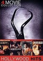 HOSTEL / HOSTEL 2 / TATTOOIST / HUNT FOR THE BTK - DVD - Sealed Region 1