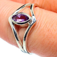 Amethyst 925 Sterling Silver Ring Size 9.25 Ana Co Jewelry R38171F