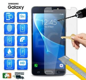 Premium Quality Tempered Glass Screen Protector Film For Samsung Galaxy A5 2017