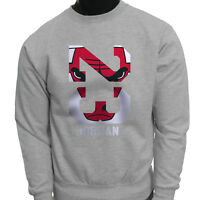 Chicago bulls Michael Air Legend 23 Jordan Mens Gray Sweatshirt