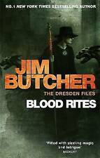 Blood Rites: The Dresden Files Book Six,New Condition