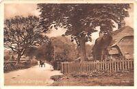 POSTCARD    HAMPSHIRE   BEAULIEU     The  Old  Cottage