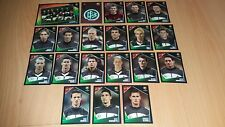 Panini Football Uefa Portugal Euro 2004 Germany Player Stickers x21 Complete Set