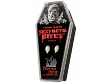 Sexy Devil Double Custom Fangs Sexy Bites Dracula House Foothills FREE SHIPPING!
