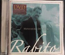 Mensajero de Amor * by Rabito (CD, Nov-2004, Fonovisa)