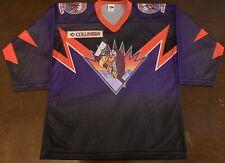 Rare Vintage OT CHL El Paso Buzzards Hockey Jersey